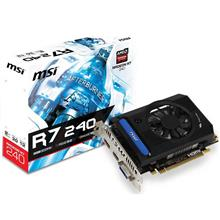 MSI R7 240 2GD5 Graphics Card